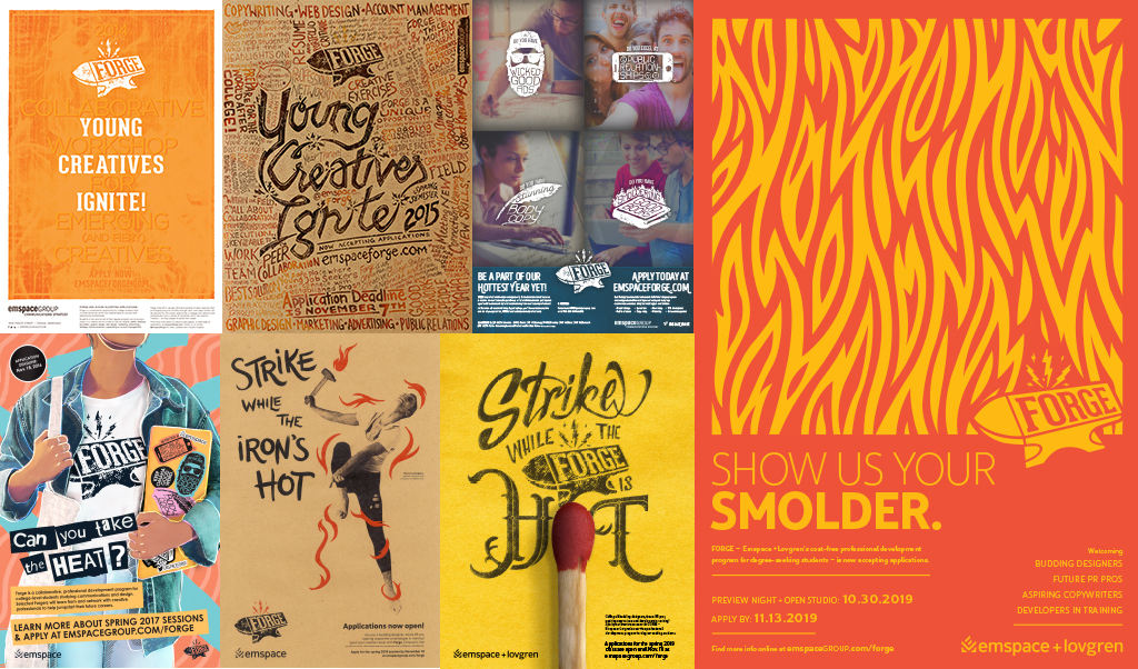 Forge Posters 2014-2020